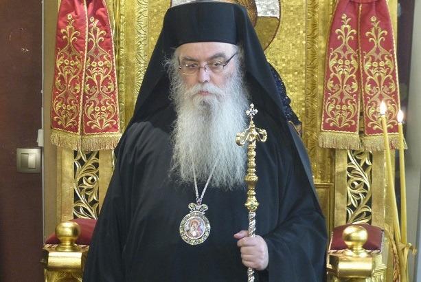 του Μητροπολίτου Καστορίας κ.κ. Σεραφείμ: ου γαρ ήλθεν καλέσαι δικαίους, αλλά αμαρτωλούς εις μετάνοιαν