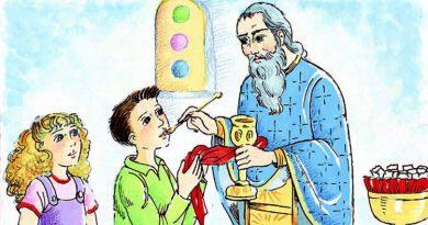 του π. Σπυρίδων Σκουτή:  Eρωτήματα που ταλανίζουν το Χριστεπώνυμο πλήρωμα σε κάθε μεγάλη Εορτή
