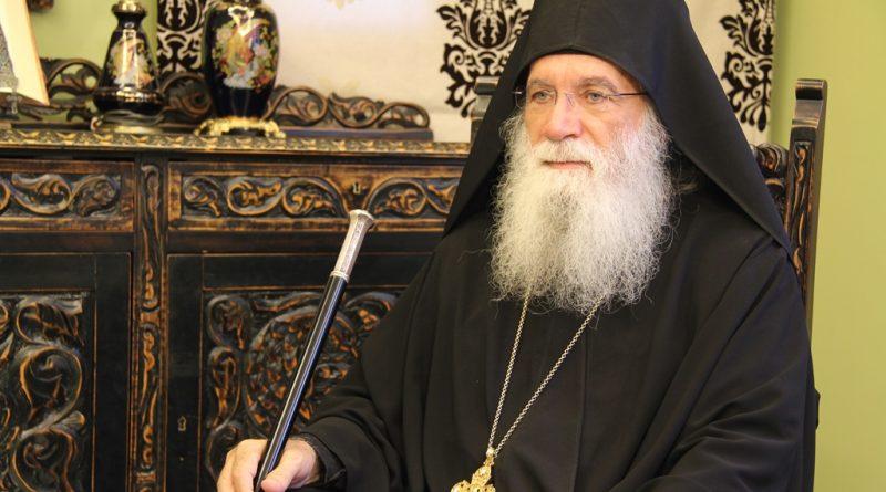 του Γέροντος Νεκταρίου Μουλατσιώτη: Το Θαύμα του Αγίου Νικολάου στη Μονή